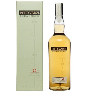 Pittyvaich 25 yo 1989 Special Release 2015