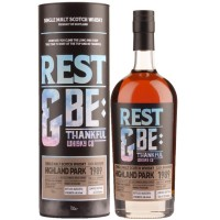 Highland Park 26 yo 1989 Bottled 2016 Rest & Be Thankful