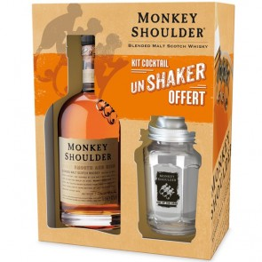 Monkey Shoulder Coffret Shaker